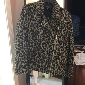 Moto animal print jackets. New, never been warned.